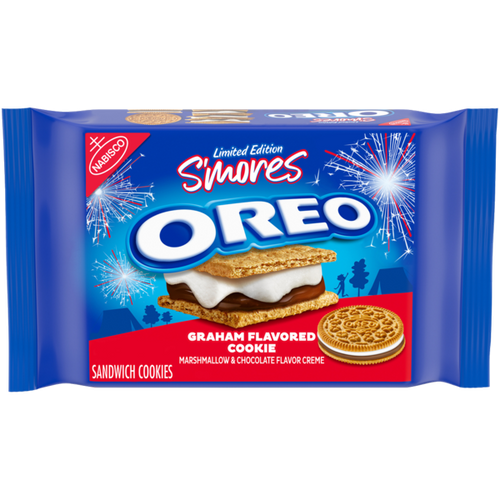 Oreo S'mores Cookies - Limited Edition