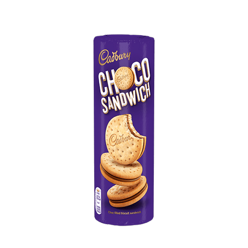 Cadbury Choco Sandwich Cookies
