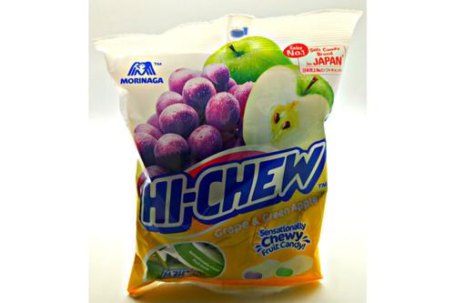 Hi-Chew Grape & Green Apple
