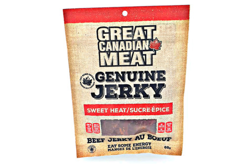 Great Canadian Meat Jerky Sweet Heat