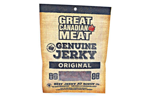 Great Canadian Meat Jerky Original