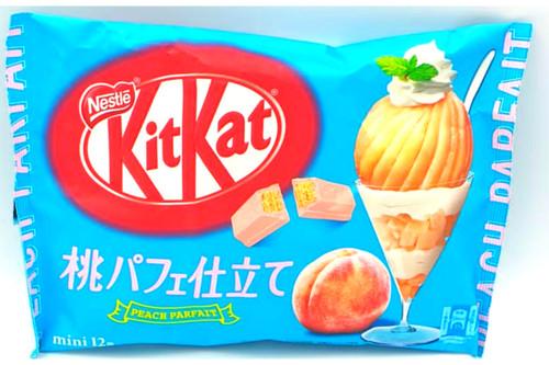 Kit Kat Peach Flavor