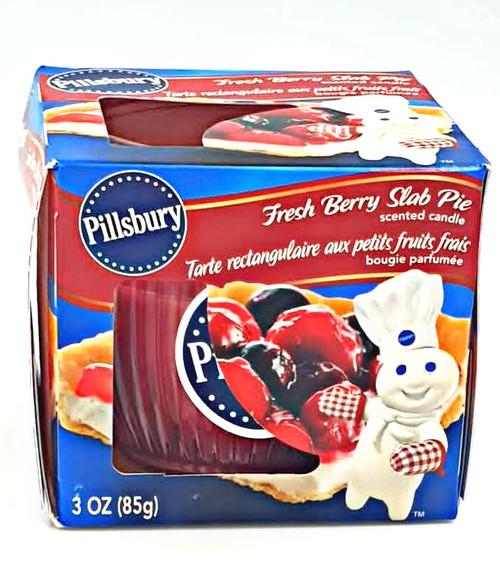 Pillsbury Fresh Berry Slab Pie Scented Candles