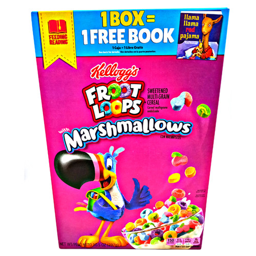 Froot Loops with Marshmallows 297g