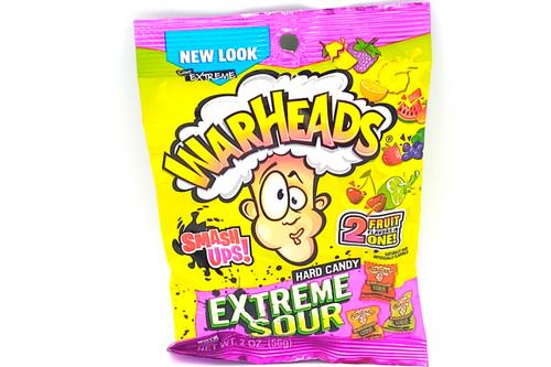 Warheads Extreme Sour Hard Candy Smash ups 56g