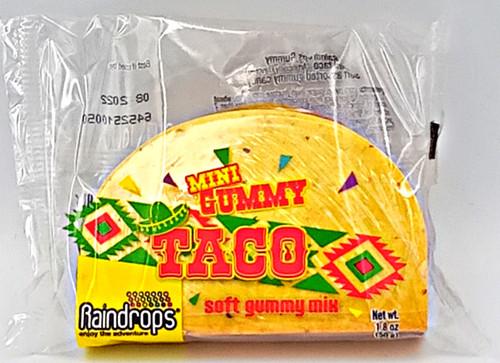 Mini Gummy Taco