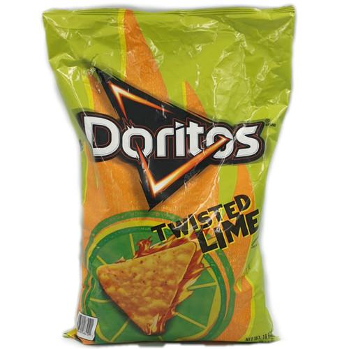 Doritos Twisted Lime Big Bag