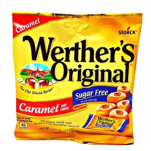 Werther's Original Caramel - Sugar Free