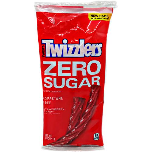 Twizzlers ZERO Sugar Strawberry