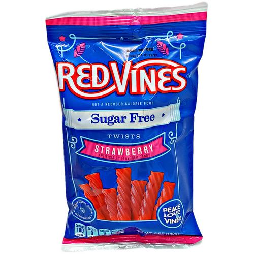 Red Vines Sugar Free Twists - Strawberry