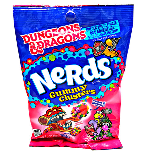 Nerds Gummy Clusters - Dungeons and Dragons