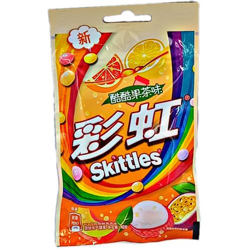 Skittles Rainbow Fruit Tea Flavor Bag