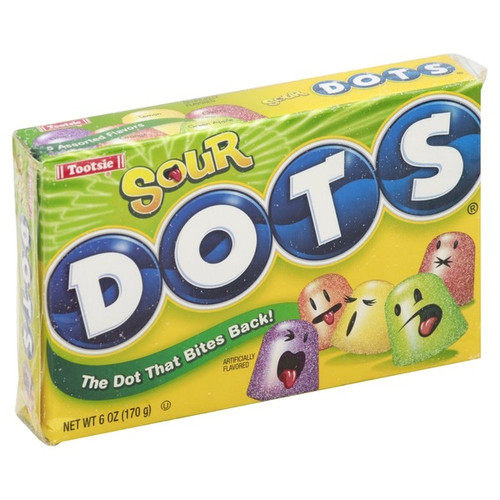 DOTS Sour Dots Candy 170g