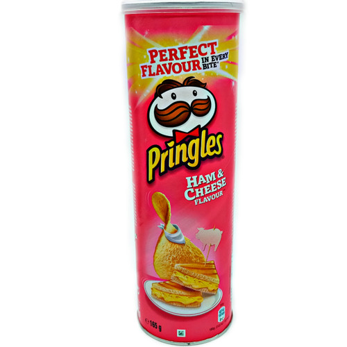 Pringles Ham and Cheese Flavor
