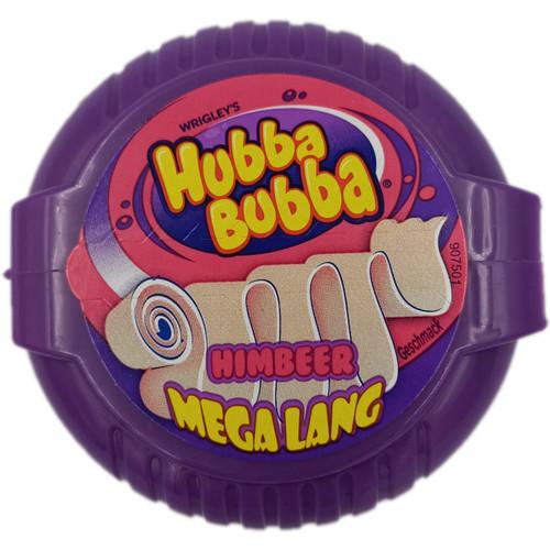 Hubba Bubba Bubble Tape -Himbeer mega Lang