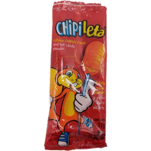 Chipileta Lolipop Chamoy Flavor