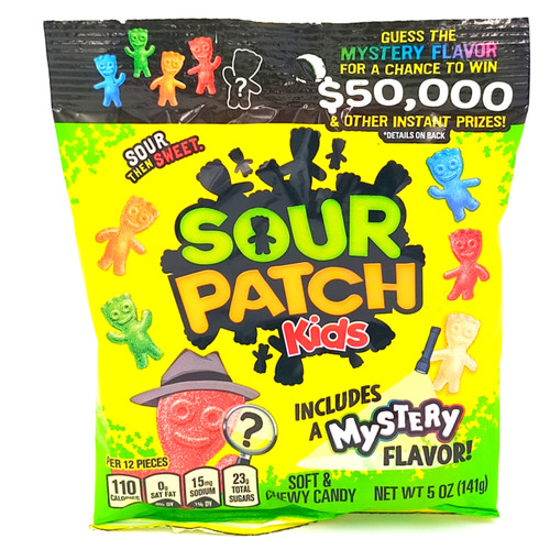 Sour Patch Kids with Mystery Flavor