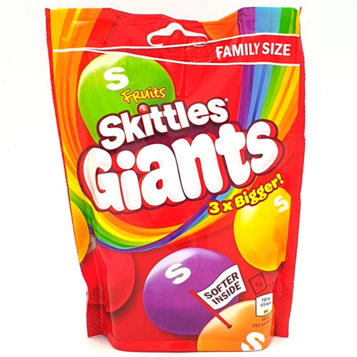 Skittles Giant Pouch