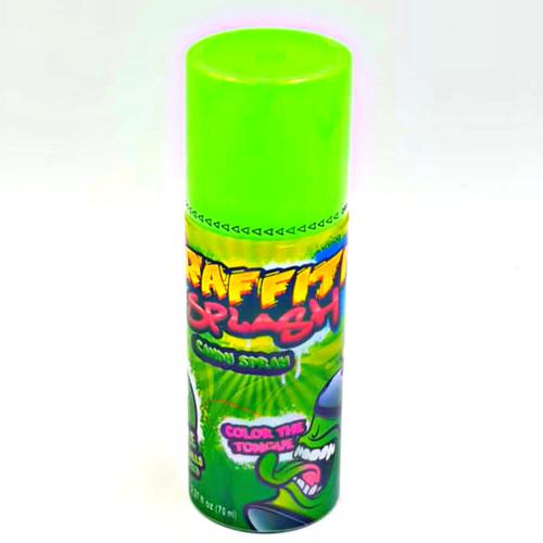 Graffiti Splash Candy Spray Apple