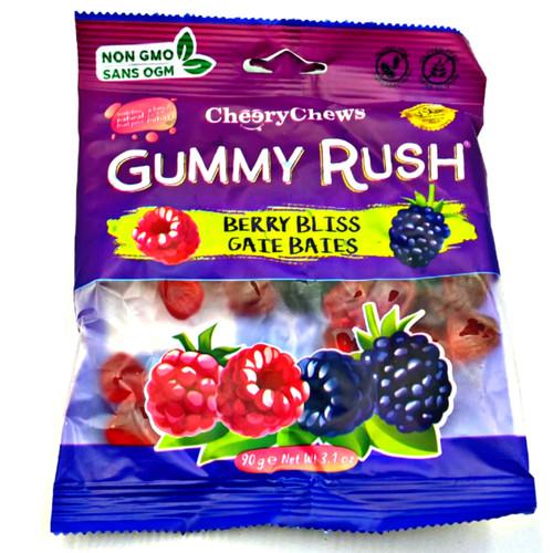 Gummy Rush Berry Bliss