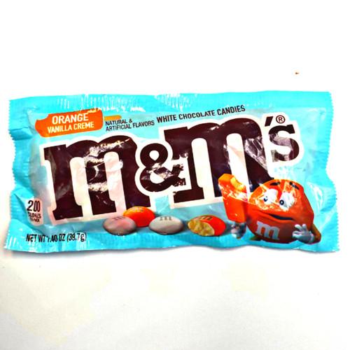 M&M's Orange Vanilla Creme