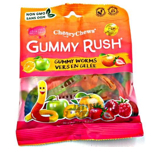 Gummy Rush Gummy Worms