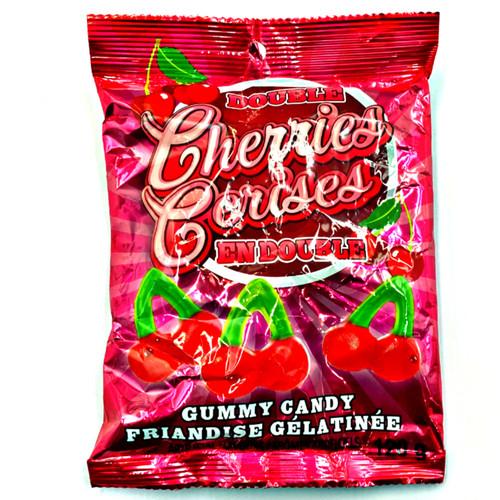 Gummy Zone Double Cherries