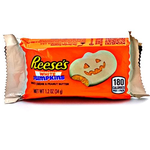 Hershey's Reese's Peanut Butter White Pumpkin