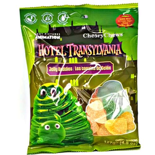Cheery Chews Hotel Transylvania Jelly Buddies