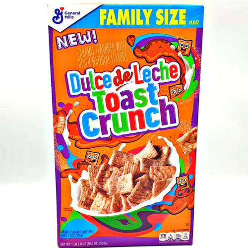Cinnamon Toast Crunch Caramel Cereal
