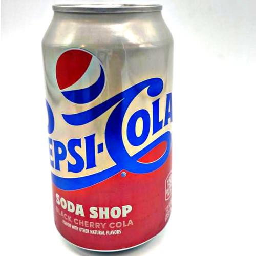 Pepsi- Cola Black Cherry Cola