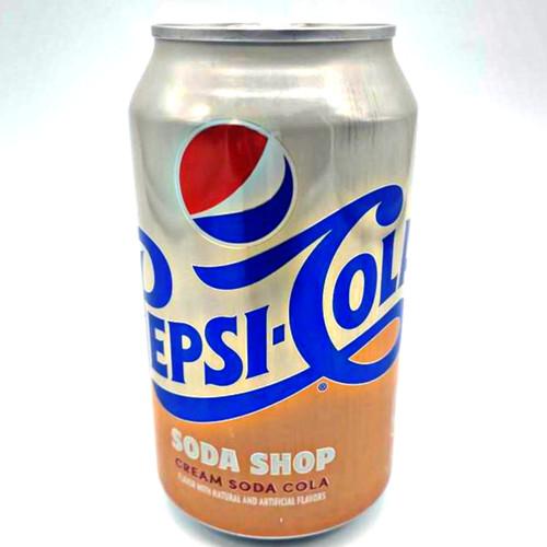 Pepsi-Cola Cream Soda Cola