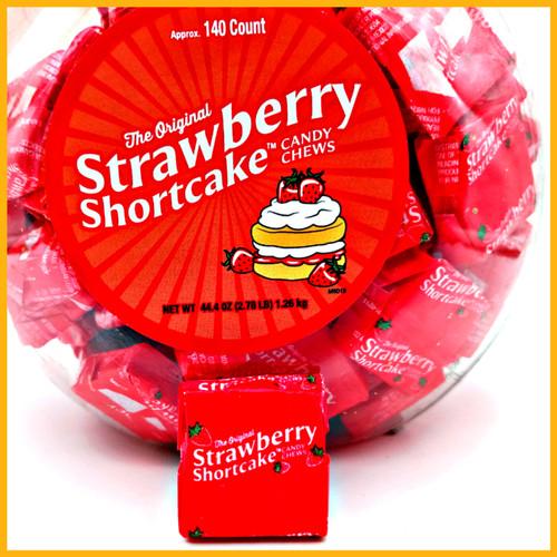 The Original Strawberry Shortcake Candy Chews