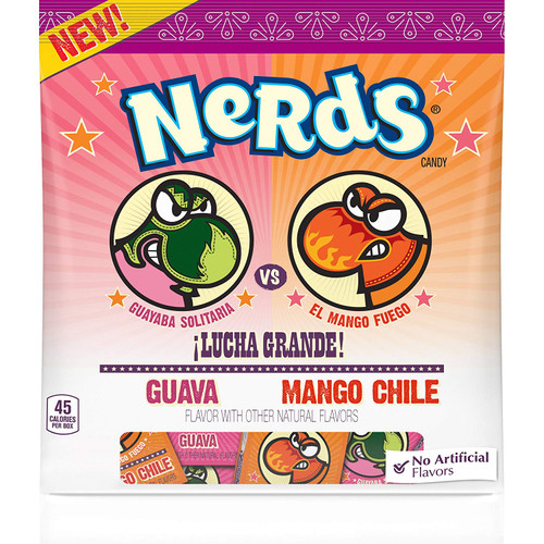 Nerds - Guava & Mango Chile 85g