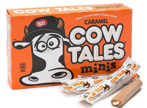 Goetze Cow Tales Mini Caramel 85g