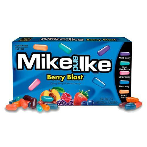 Mike & Ike - Berry Blast 141g