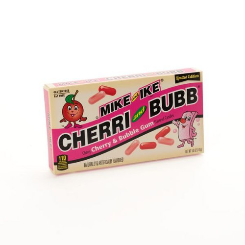 Mike and Ike - Cherri and Bubb Limited Edition 141g