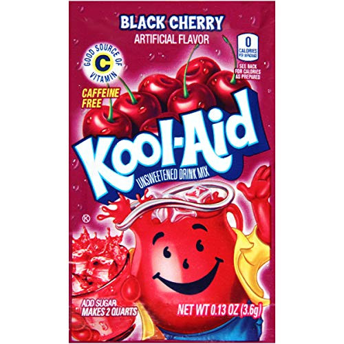 Kool-Aid Black Cherry 3.6g