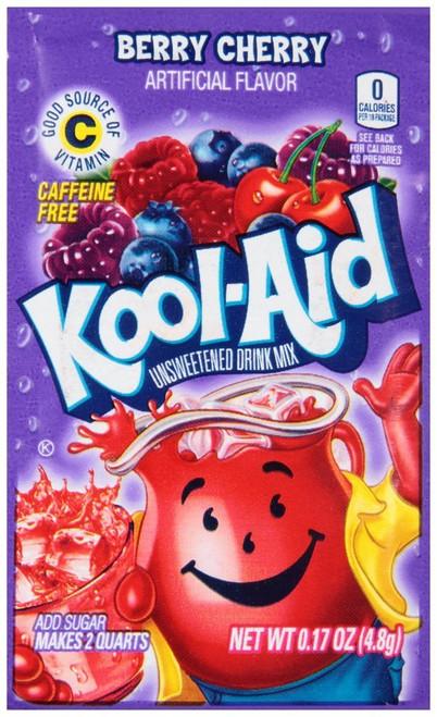 Kool-Aid Berry Cherry 4.8g