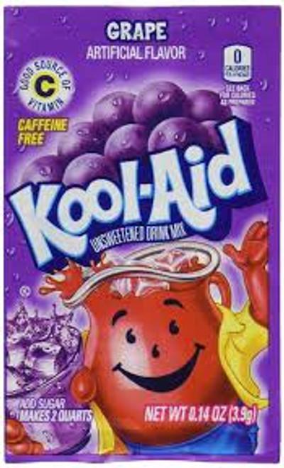 Kool-Aid Grape 3.9g