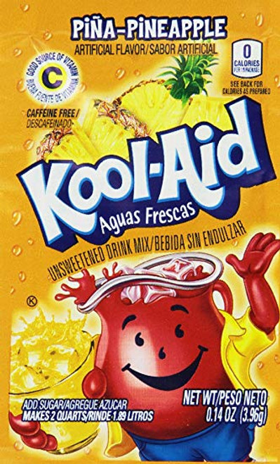 Kool-Aid Pineapple 3.96g