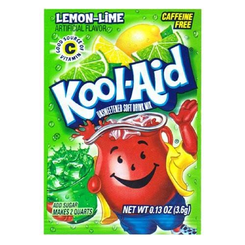 Kool-Aid Lemon Lime 3.6g