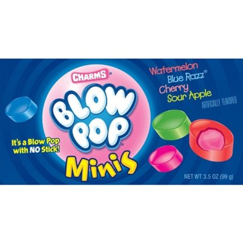 Charms Blow Pop Pop Minis 99g