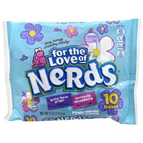 For The Love Of Nerds Strawberry grape
