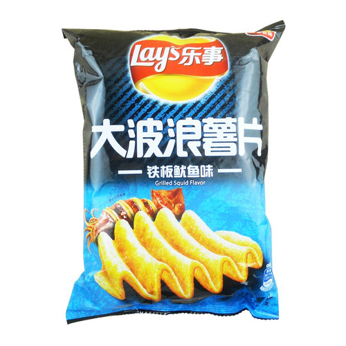 Lay's Grilled Squid Flavor 70g