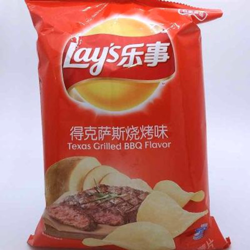 Lay's Texas Grilled BBQ Flavor 70g
