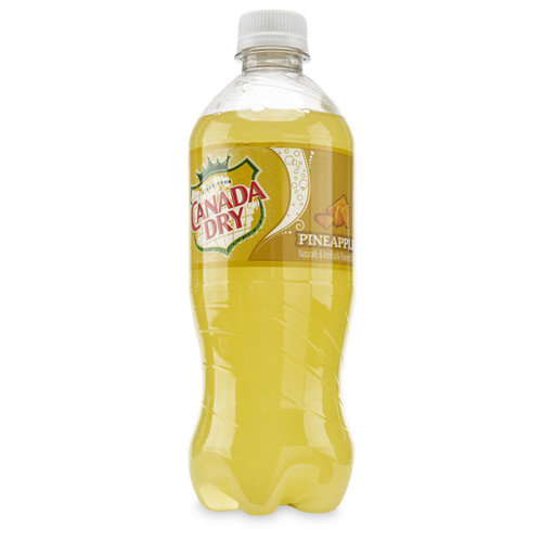 Canada Dry - Pineapple 591 mL