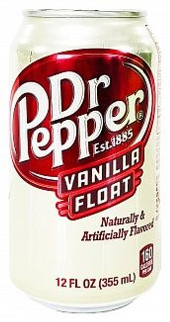 Dr Pepper Vanilla Float 355 mL