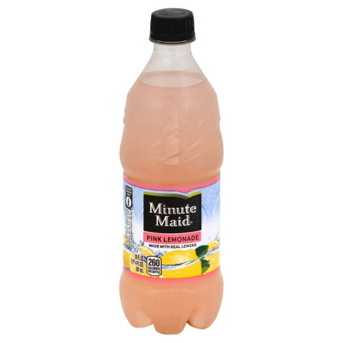 Minute Maid - Pink Lemonade 591 mL
