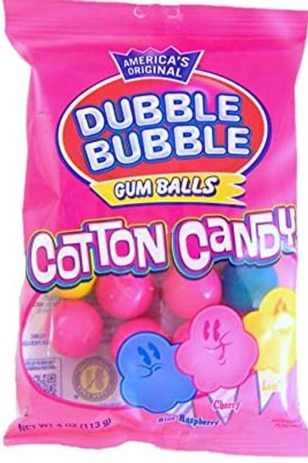 Cotton Candy Gum Balls 113g